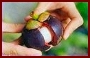 How to open Mangosteen fruit - #2
